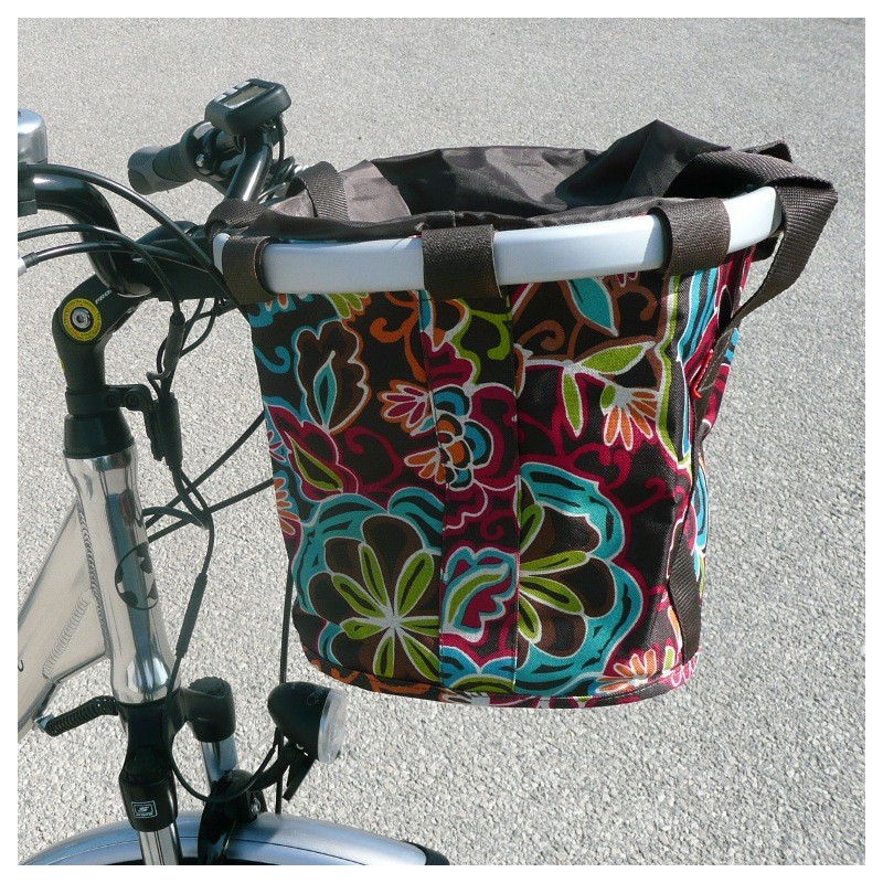 panier v lo bike basket klickfix flora panier velo klickfix. Black Bedroom Furniture Sets. Home Design Ideas