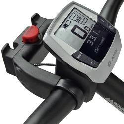 Fixation KLICKfix pour guidon de vélo (Spécial afficheur Bosch)