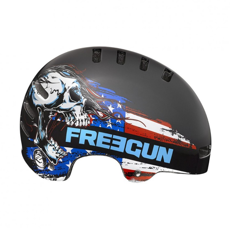 casque lazer street freegun us casque lazer. Black Bedroom Furniture Sets. Home Design Ideas