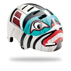 Casque LAZER Street Junior Indian Totem