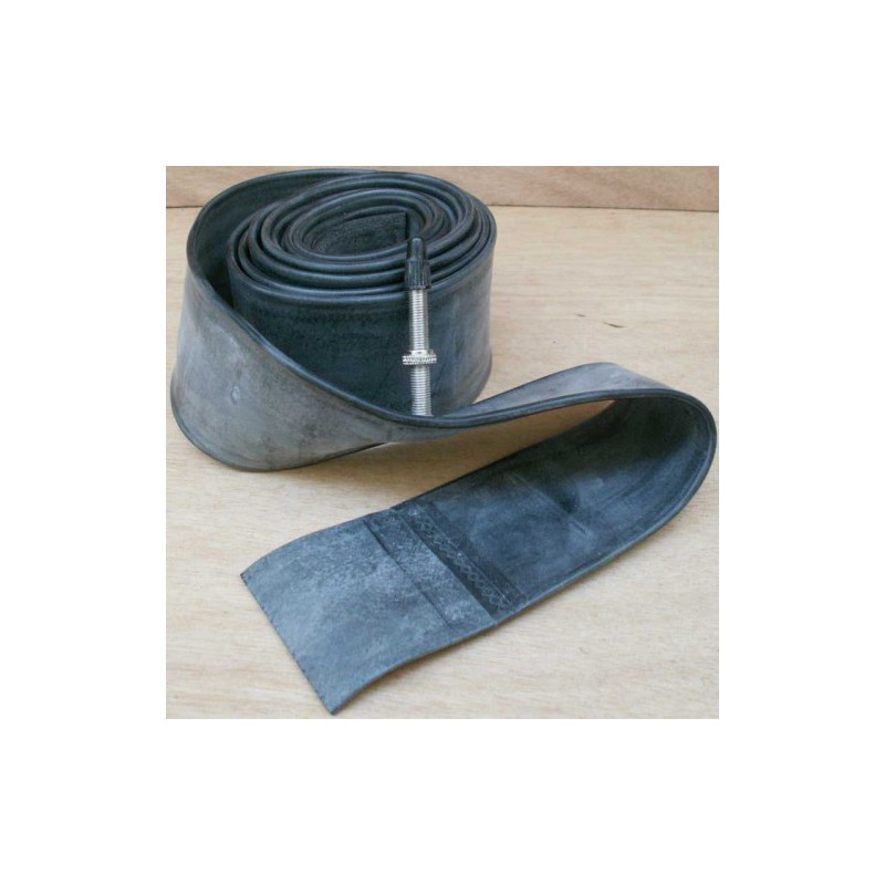 Chambre air lin aire 20 29 valve schrader ou presta larg 1 50 2 10 chambre air - Reparer chambre a air ...