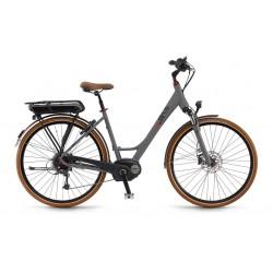 Vélo électrique SINUS BT20 400Wh mixte Deore 9 GRIS