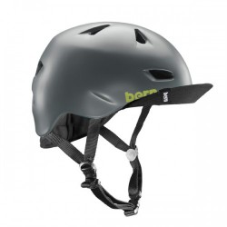Casque BERN Brentwood Charcoal Satin