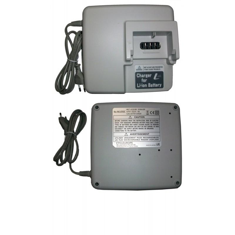 chargeur batterie velo electrique