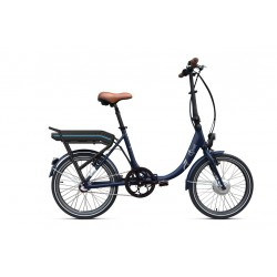 Vélo électrique pliant Peps Bas N3 O2Feel