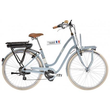 """Vélo électrique Gitane E-Classic Central D7 - 36V 8.8 à 14.5 Ah Mixte 28"""" Altus 7"""