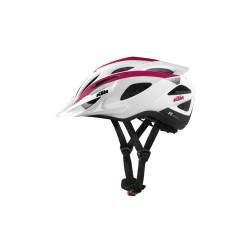 Casque vélo KTM Factory Line Lady II Blanc