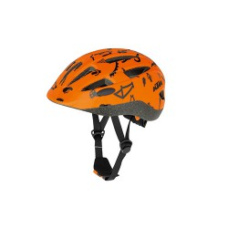 Casque vélo KTM Line Kids Orange