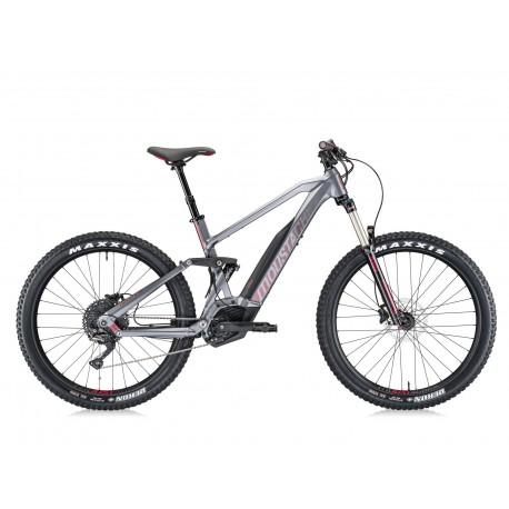 Vélo électrique MOUSTACHE Samedi 27 Trail 4W- Saison 7