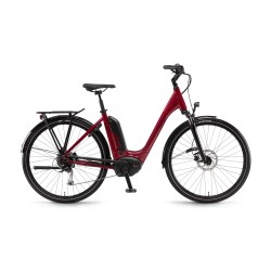 Vélo électrique Winora Sinus Tria 9 Bosch Peformance 500Wh Alivio 9