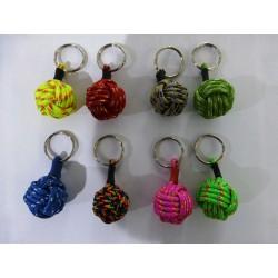 """Porte clés """"Pomme de Touline"""" fabrication TWEEZBIKE"""