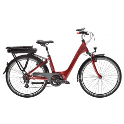"""Vélo électrique Gitane Organ E-Bike Central - 36V 8.8 à 14.5 Ah Mixte 28"""" Altus 7"""