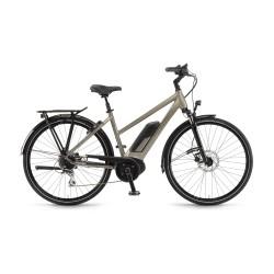 Vélo électrique Winora Sinus Tria 8 Bosch Active + 400Wh Acera 8 - 2019