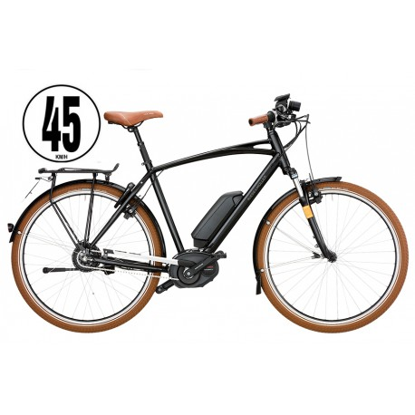 Vélo électrique RIESE & MULLER Cruiser Vario Mixte Bosch HS (45km/h) 500Wh - 2019