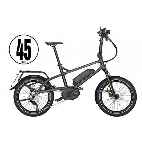 Vélo électrique RIESE & MULLER Tinker Touring HS (45km/h) Bosch Speed 500Wh - 2019