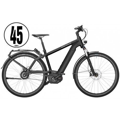 Vélo électrique RIESE & MULLER Charger Vario Bosch HS (45km/h) 500Wh - 2019