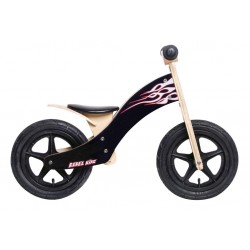 "Draisienne Rebel Kidz 12"" Wood Air"