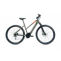 Vélo électrique Peugeot ET01 Crossover mixte D9 Powertube - 2021