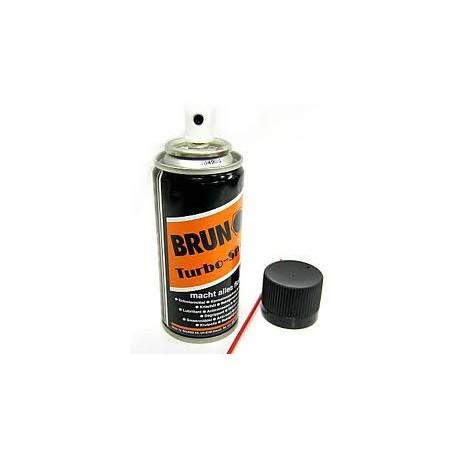 Dégrippant / Lubrifiant Turbo Spray de BRUNOX