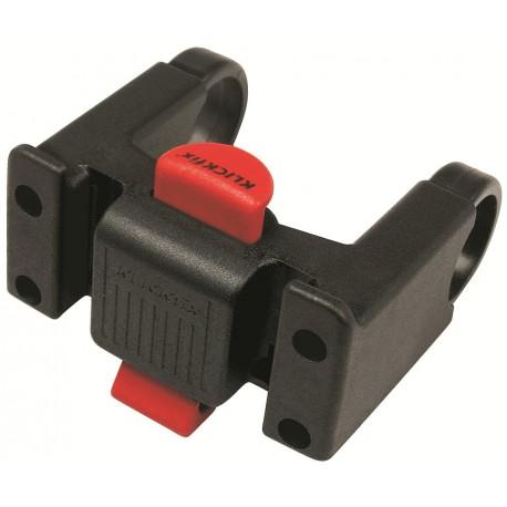 Fixation KLICKfix pour guidon de vélo (Standard Ø 22-26mm)
