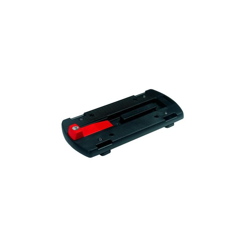 Adaptateur klickfix pour porte bagage v lo fixation klickfix - Adaptateur velo femme pour porte velo ...