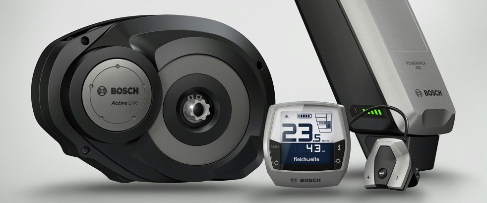 Pack Bosch Active Line