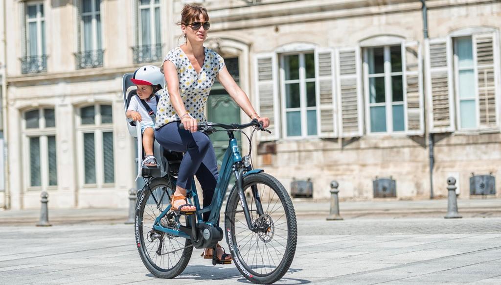 vélo électrique familial