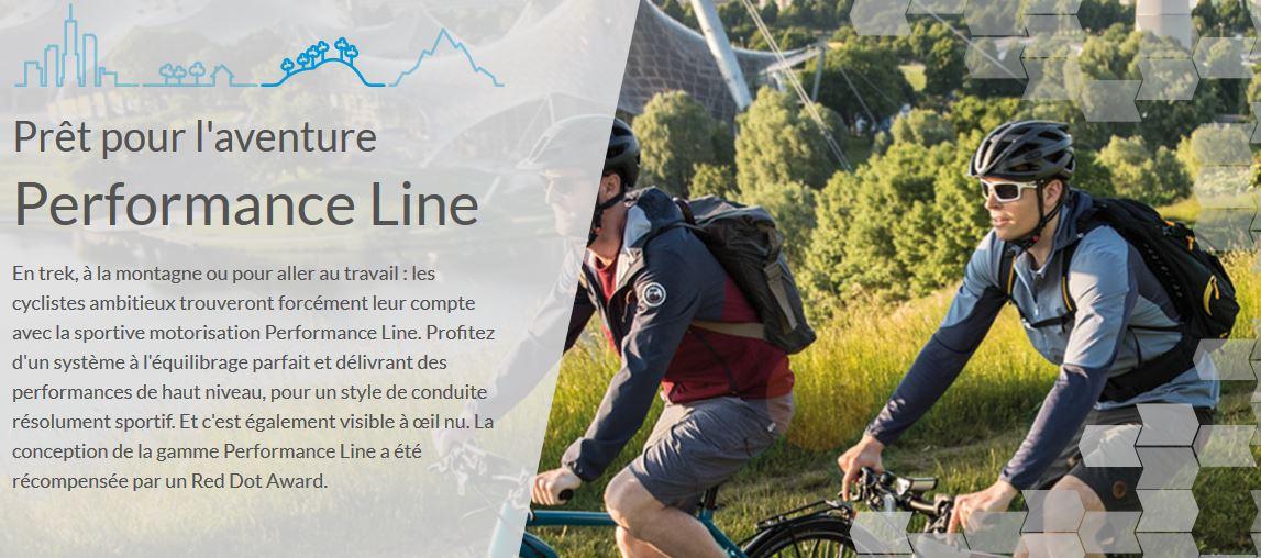 Slide Bosch Performance Line