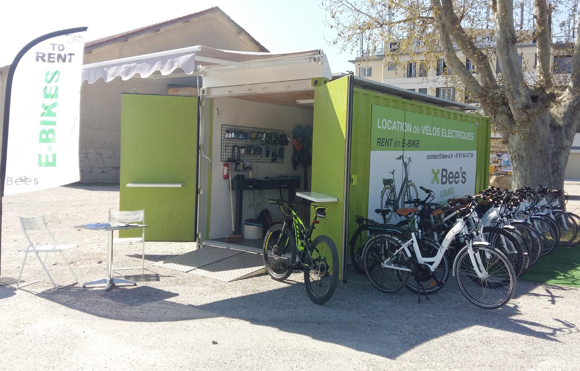 Station Bee's La Tour d'Aigues
