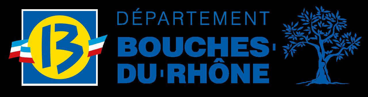 Logo departement bouches du rhone